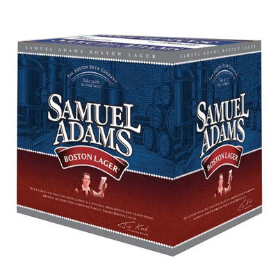 Samuel Adams Boston Lager 12 Pk. Image
