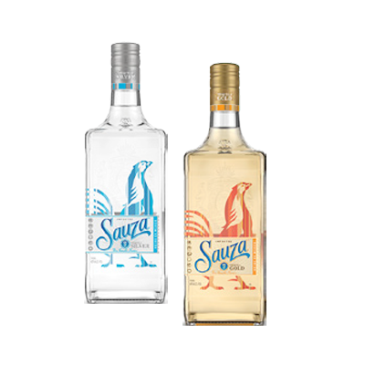 Sauza Silver or Gold Tequila 750 ml. Image