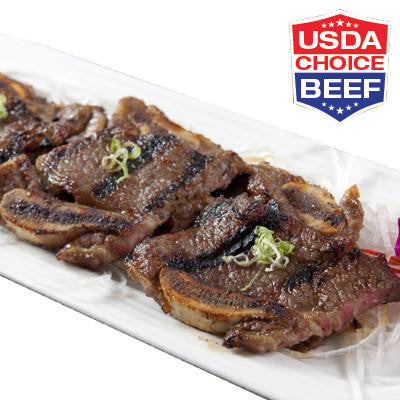 Fresh Beef Short Ribs or Flanken Ribs Image