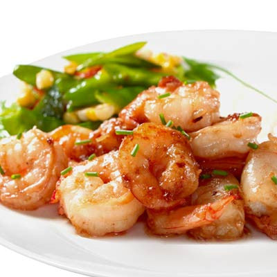 Raw Peeled & Deveined Shrimp 31 - 40 ct. Image