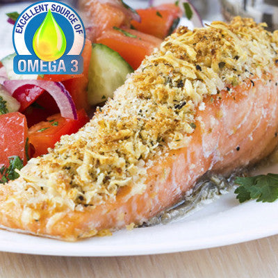 Fresh Atlantic Salmon Fillet Image