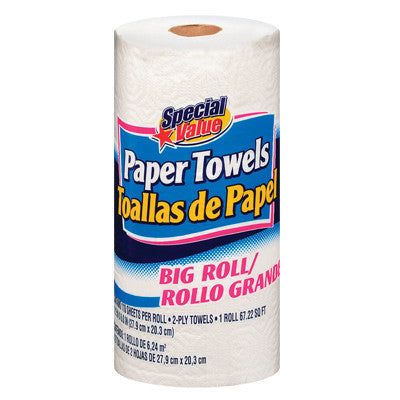 Special Value Paper Towels 1 Roll Image