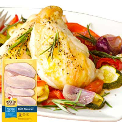 Foster Farms Fresh Chicken Breast Image