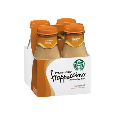 Starbucks Frappuccino, 4 Pk. Limit 6 Image