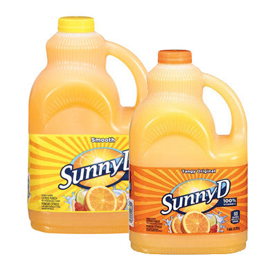 Sunny D Tangy & Smooth Citrus Punch, Must Buy 2 Image