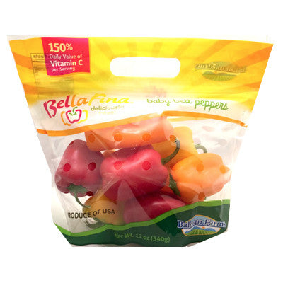 Mini Sweet Peppers Image