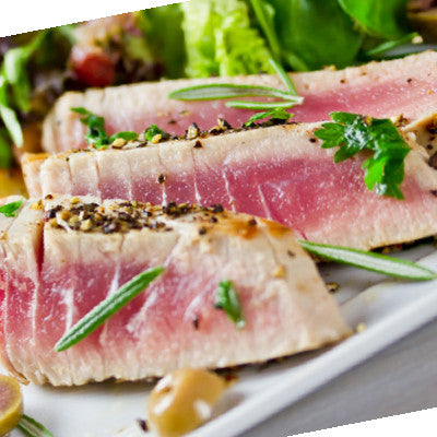 Yellowfin Tuna Loin Steak Image