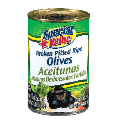 Special Value Broken Olives Image