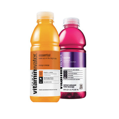 Vitamin Water 20 oz. Image