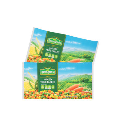 Springfield  Frozen Vegetables Image