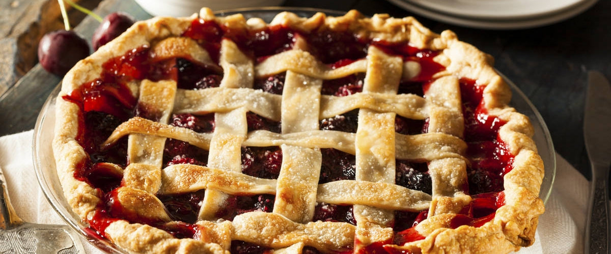 Sugar Jam's cherry pie recipe