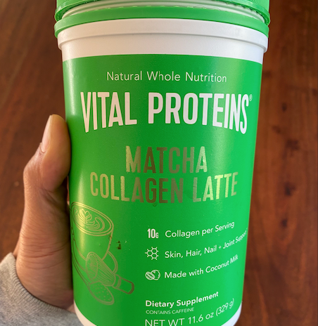 Collagen protein for injury recovery