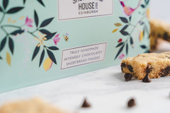 Truly Handmade Intensely Chocolatey Shortbread Fingers