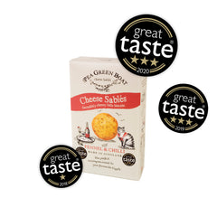 Cheese Sablés - Scottish Gift for Fathers