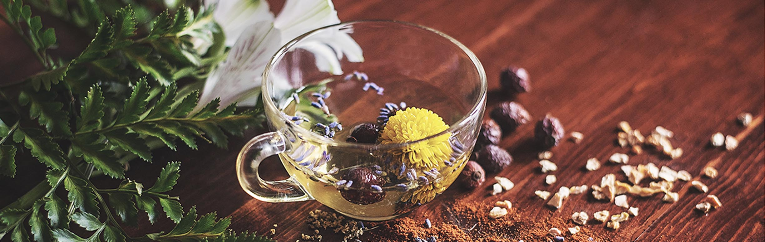 Tea a natural product with a miraculous health effect