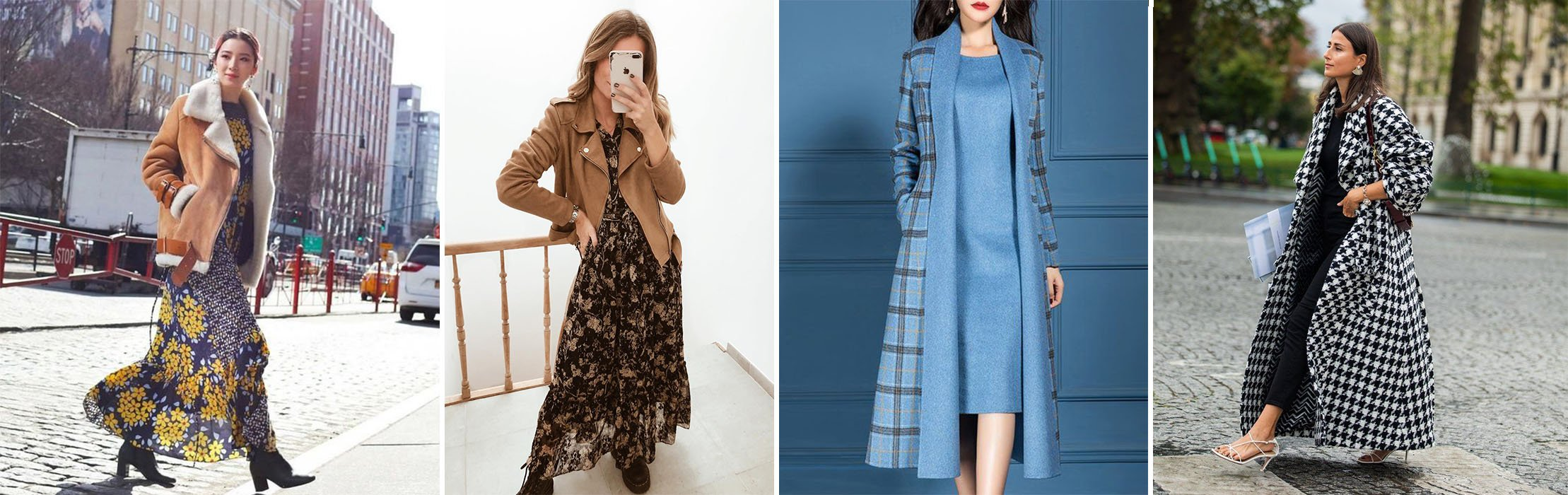 Which long dress to choose for the winter