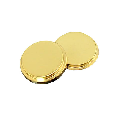 SXK - Billet Box V4 Buttons - Brass