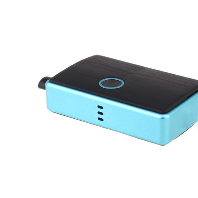 SXK - SXK Billet Box V4 Style DNA60 - USB Light Blue