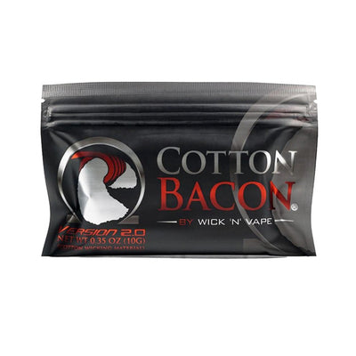 Wick 'N' Vape - Cotton Bacon V2.0