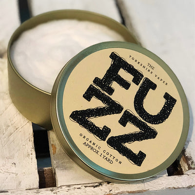 The Yorkshire Vaper - Fuzz Organic Cotton
