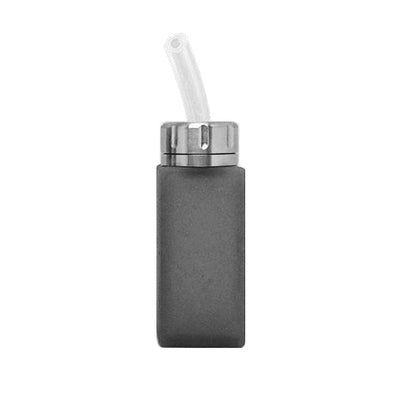YFTK - 8.5ml Square Silicone Squonk Bottle Black