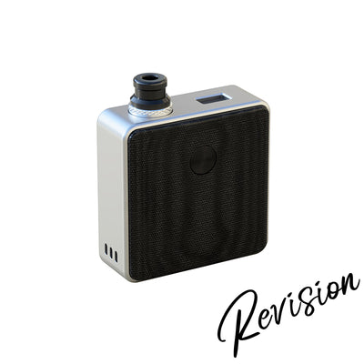 SXK & ProVapes UK - SXK Bantam Box 30W Revison - Silver