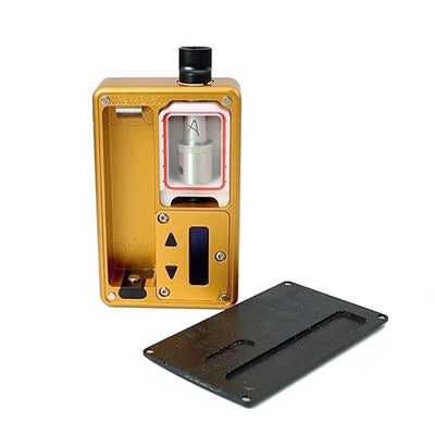 SXK - SXK Billet Box V4 Style DNA60 - USB Gold
