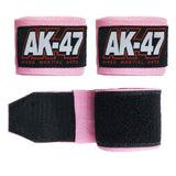 PRO Kids 120in Boxing Hand Wraps Pink