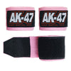 PRO 180in Boxing Hand Wraps Pink