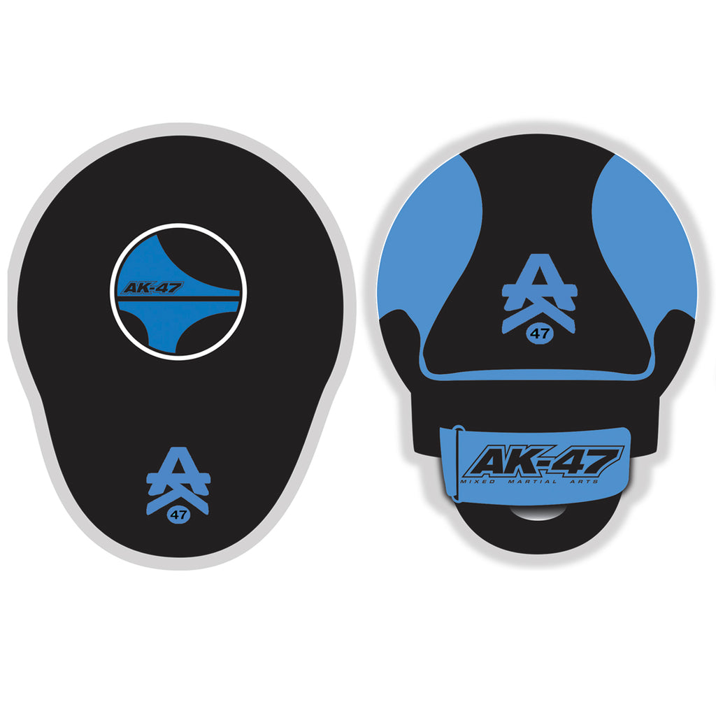 Ak-47 MMA boxing and Muay thai focus mits