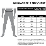 AK-47 Jiu Jitsu Belt BLACK