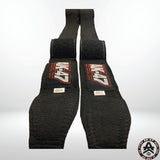AK-47 PRO 180in Boxing Hand Wraps Black