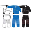 Custom Jiu Jitsu Uniforms