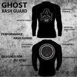 AK-47 Ghost Rash Guard