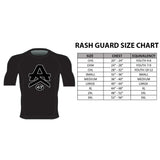 Ghost Rash Guard Short Sleeve