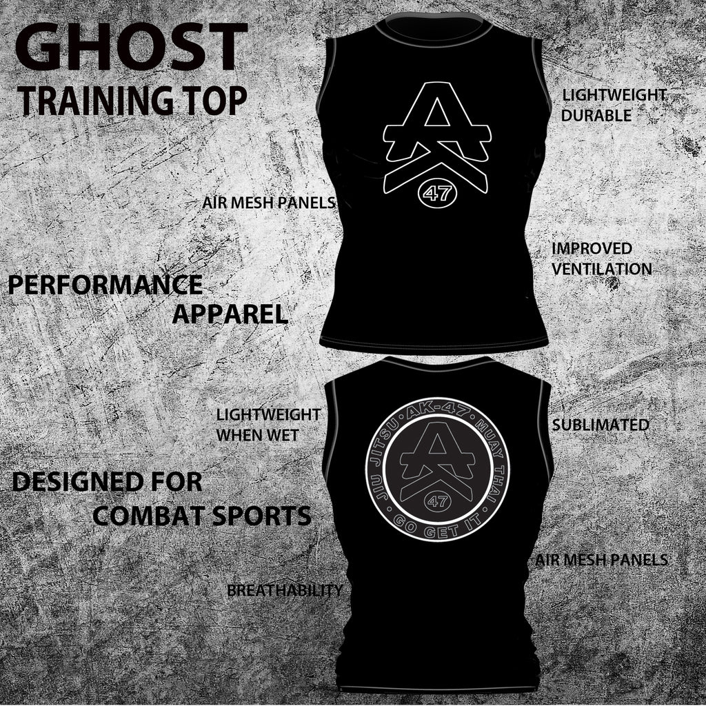 AK-47 Ghost Training Top
