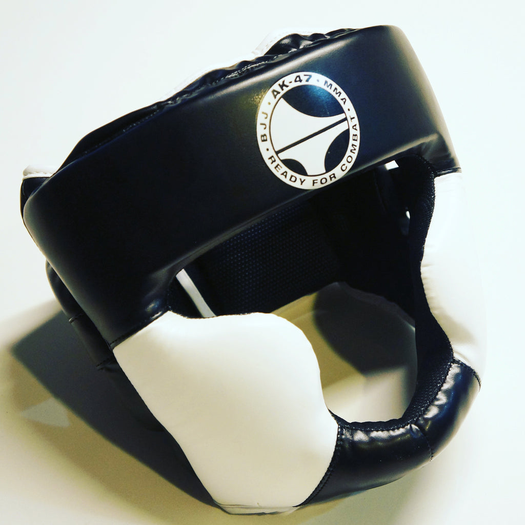 Matrix Head Gear Black & White