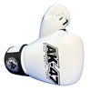 MT1 Boxing Gloves White & Black