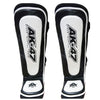 Matrix Shin Pads Black & White