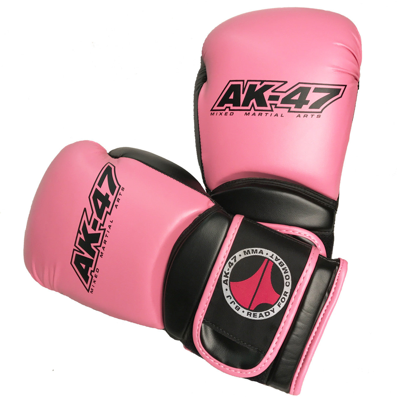 Matrix Boxing Gloves Vinyl Pink
