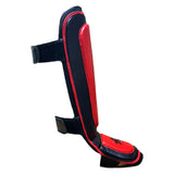 Matrix Shin Pads Black & Red