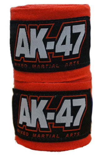 AK-47 Hand Wraps Red