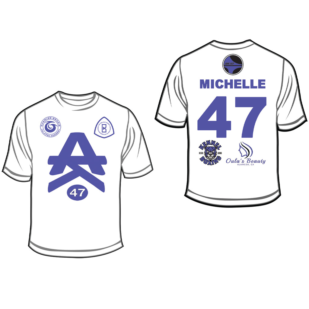 Team 47 Stacy Michelle T-Shirt