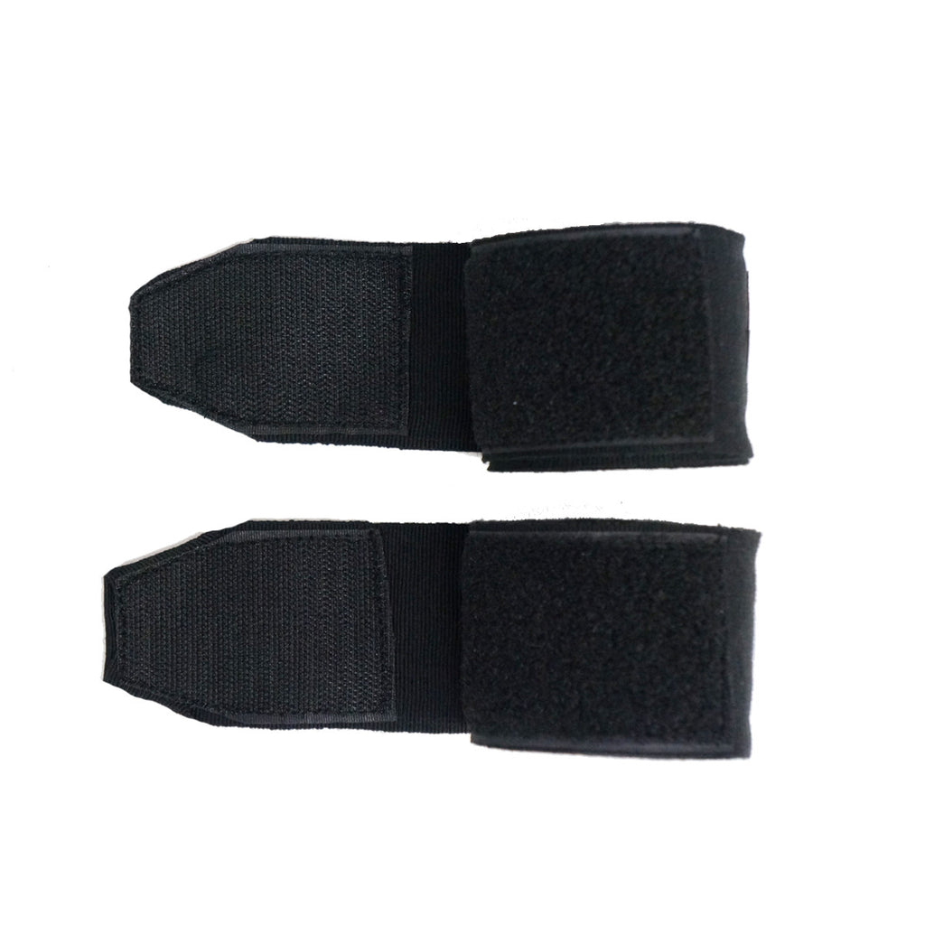 PRO Kids 120in Boxing Hand Wraps Black