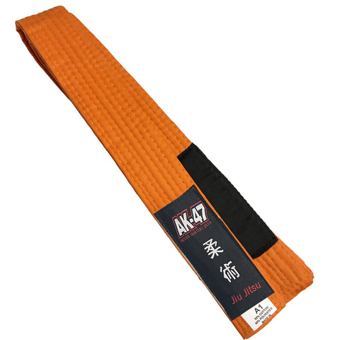 AK-47 Jiu Jitsu Belt Orange