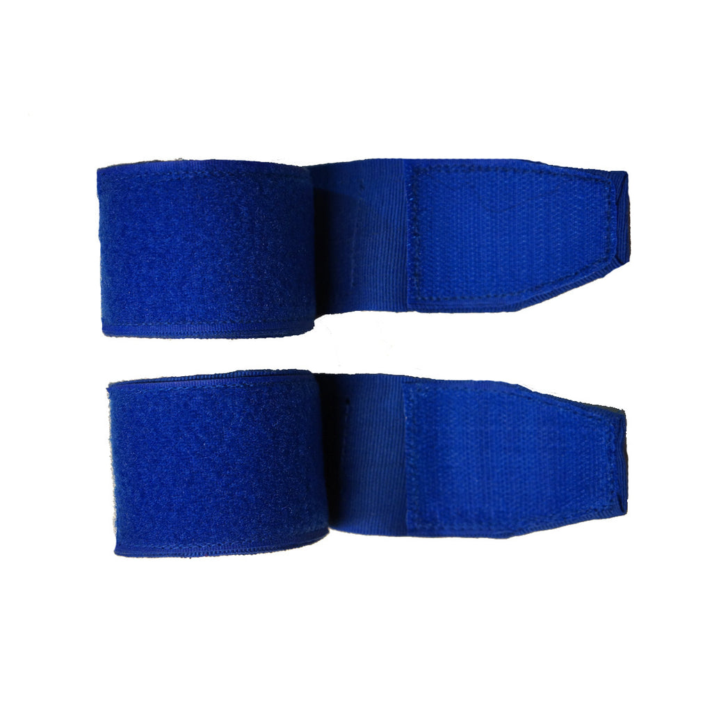 PRO Kids 120in Boxing Hand Wraps Blue