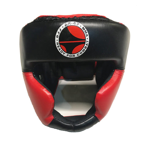 Matrix Head Gear Black & Red