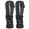 Matrix PREMIER Shin Pads Black on Black
