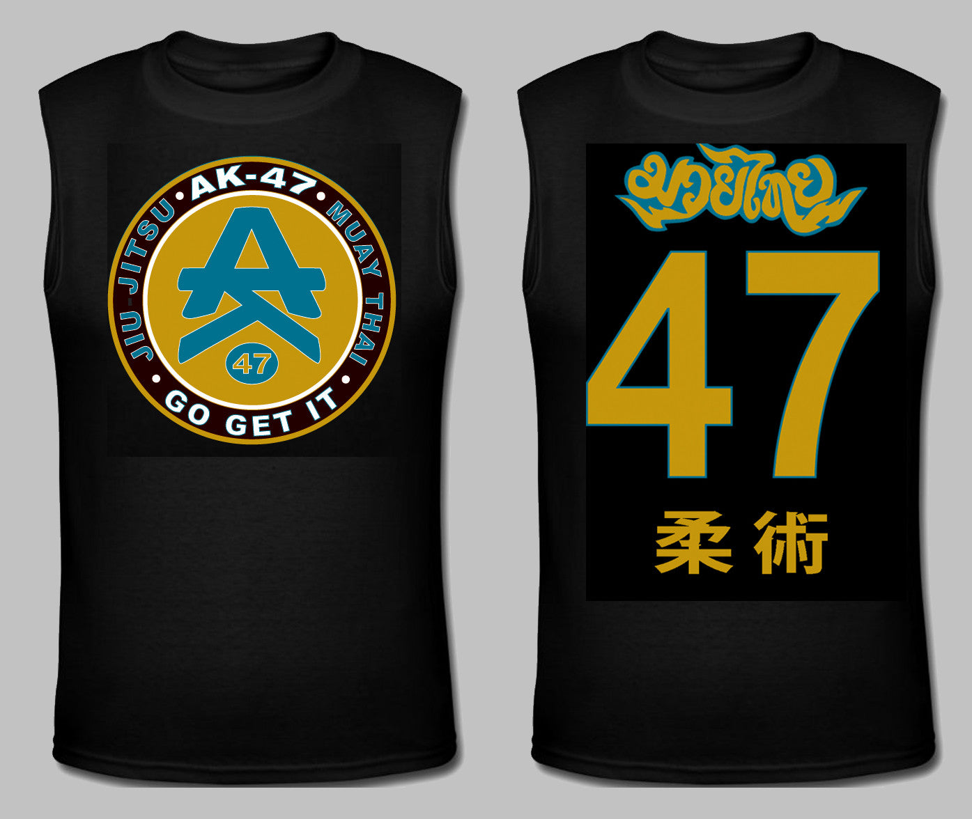 Team 47 Muscle Shirts Edition #2