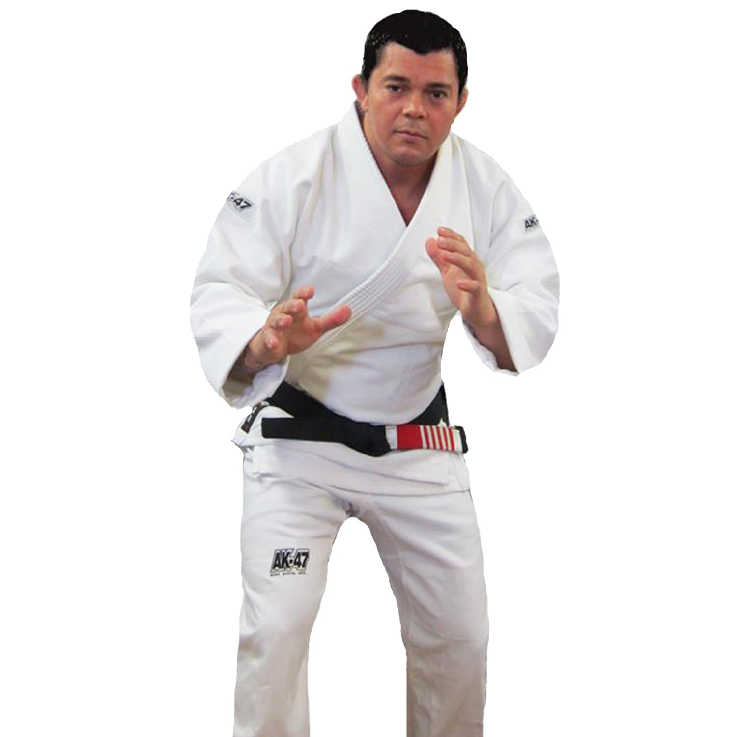 AK-47 Jiu Jitsu Uniform White